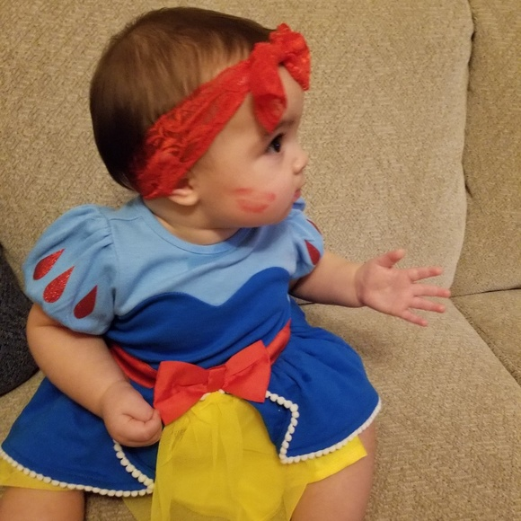 90356c083afda Disney snow white costume with shoes 6-12 months